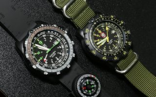 2018 Luminox watch
