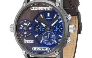 2018 police watches best model
