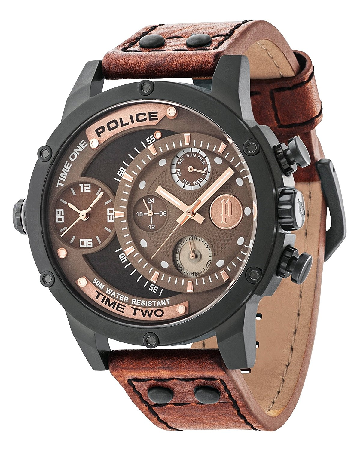 police watches for mens