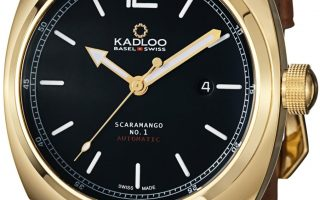 2018 Kadloo watch new