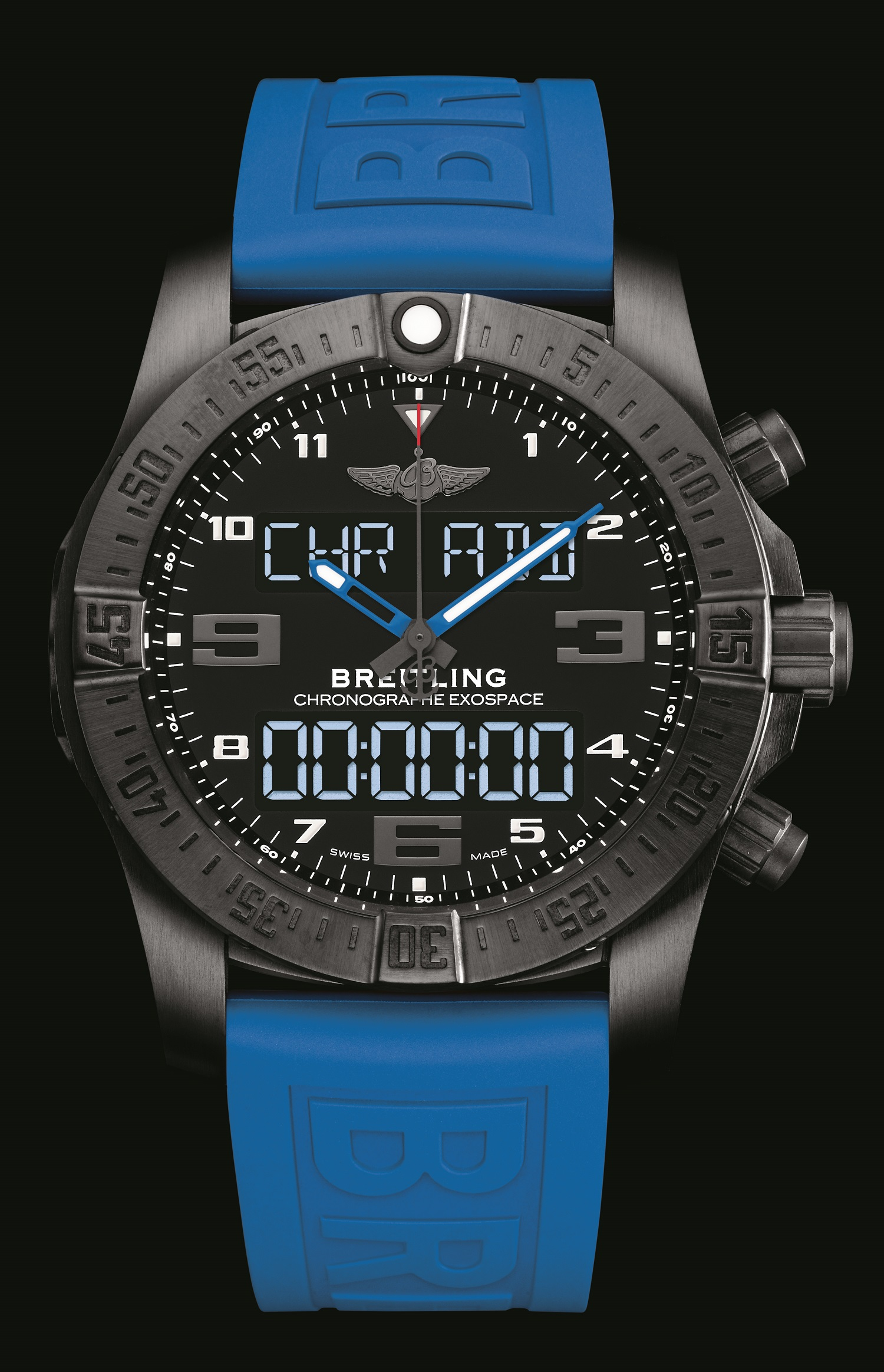 Breitling watches for mens blue