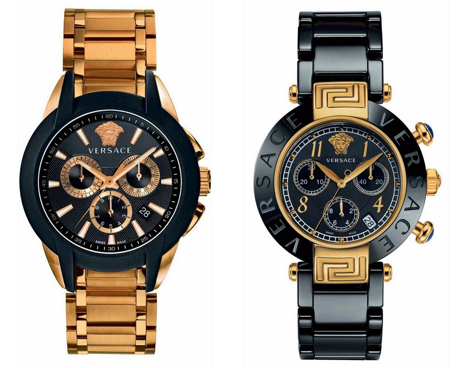 versace watches new