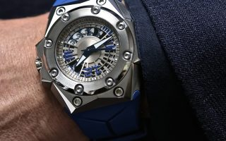 Linde Werdelin watch for mens
